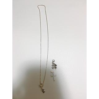 アガタ(AGATHA)のネックレス(ネックレス)