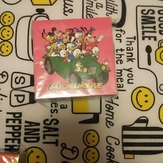 ディズニー(Disney)のディズニー ブロックメモ(ノート/メモ帳/ふせん)
