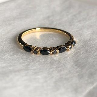 アガット(agete)のBELLESIORA  ベルシオラ  K18YG  リング(リング(指輪))