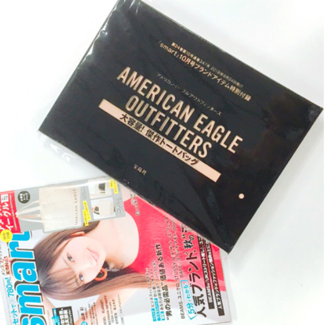 American Eagle(アメリカンイーグル)の【未開封】アメリカンイーグル トートバッグ AMERICAN EAGLE レディースのバッグ(トートバッグ)の商品写真