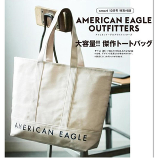 American Eagle - 【未開封】アメリカンイーグル トートバッグ AMERICAN EAGLE