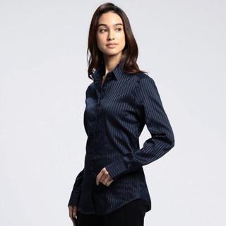 ナラカミーチェ(NARACAMICIE)のご予約済み NARACAMICIE 長袖ストライプのシャツ(シャツ/ブラウス(長袖/七分))