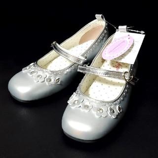マザウェイズ(motherways)のマザウェイズ(新品・未使用)フォーマル靴19,0cm(フォーマルシューズ)