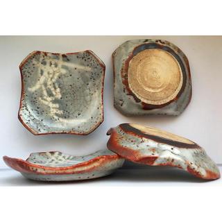 小さい ゆのみ 湯呑み 湯のみ 貫入 受け皿 手のひらサイズ 和食器 和風 茶器(食器)