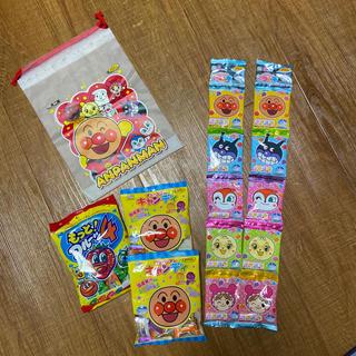 アンパンマン(アンパンマン)の♡ アンパンマン ラムネ キャンディ セット ♡(菓子/デザート)