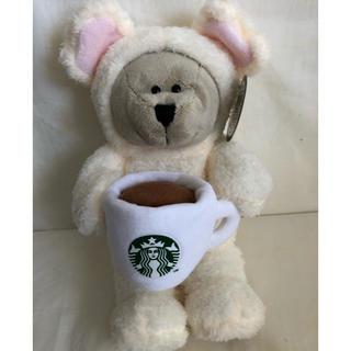 Starbucks Coffee - スターバックス ベアリスタ  ねずみ