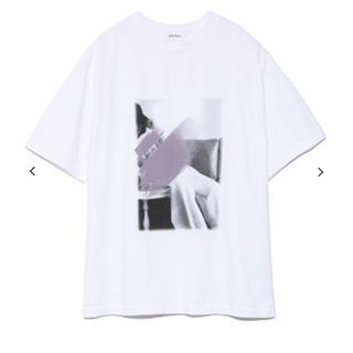 ミラオーウェン(Mila Owen)の【新品タグつき】【2020SS】ミラオーウェン フォトプリントTシャツ(Tシャツ(半袖/袖なし))