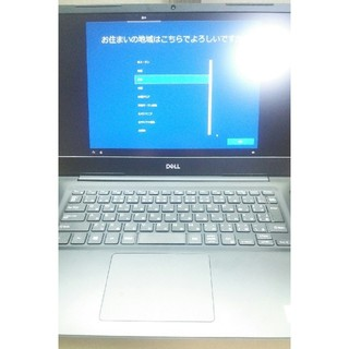 デル(DELL)のノートPC(ノートPC)