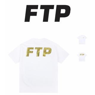 シュプリーム(Supreme)のFUCK THE POPULATION 10 YEAR LOGO TEE FTP(Tシャツ/カットソー(半袖/袖なし))