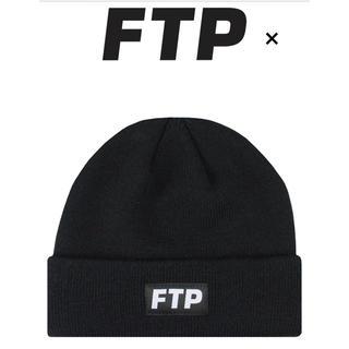 シュプリーム(Supreme)のFUCK THE POPULATION FTP LOGO BEANIE CAP(ニット帽/ビーニー)