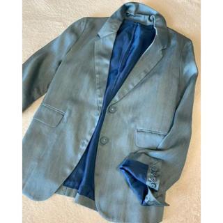 ルシェルブルー(LE CIEL BLEU)のLE CIEL BLUE  ルシェルブルー テンセル ジャケット(テーラードジャケット)