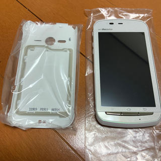 フジツウ(富士通)の富士通スマートフォン F11D ジャンク品(スマートフォン本体)