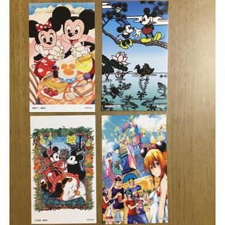 ミッキーマウス90周年記念シール(キャラクターグッズ)