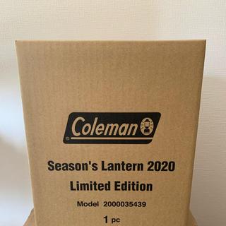 コールマン(Coleman)のColeman Season's Lantern 2020 コールマン(ライト/ランタン)