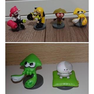 フルタセイカ(フルタ製菓)のチョコエッグ スプラトゥーン2(ゲームキャラクター)