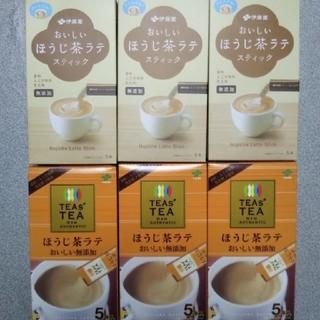 伊藤園 - 伊藤園 ほうじ茶ラテ  6箱 計30本セット