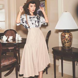 エイミーイストワール(eimy istoire)のMarilyn Monroe eimy times pattern Tシャツ  (Tシャツ(半袖/袖なし))