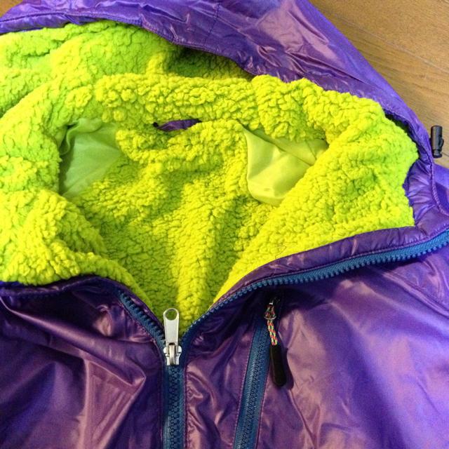 GU(ジーユー)のGU メンズ 防寒 パーカージャケットM メンズのジャケット/アウター(ダウンジャケット)の商品写真
