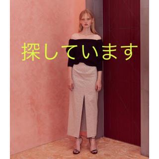 ロザリームーン(Rosary moon)のleopard long skirt(ロングスカート)