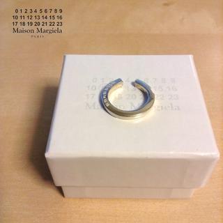 マルタンマルジェラ(Maison Martin Margiela)の新品■M■17ss マルジェラ■ナンバーリング■シルバー■7785(リング(指輪))