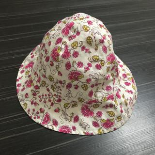 プチバトー(PETIT BATEAU)のプチバトーベビーハット帽子(帽子)