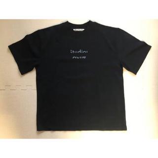 アクネ(ACNE)のアクネ Tシャツ カットソー(Tシャツ(半袖/袖なし))