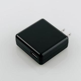 本体のみで格安! スマホ・タブレット用 AC充電器 MPA-ACUA0018BK