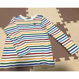 ミキハウス(mikihouse)のミキハウス 120  長袖Tシャツ (Tシャツ/カットソー)