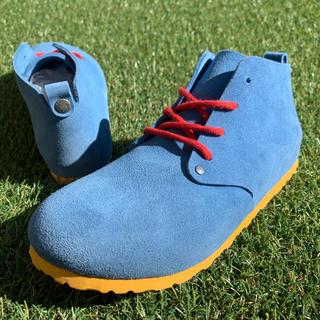 ビルケンシュトック(BIRKENSTOCK)の新同24.5 限定カラー!BIRKENSTOCK ビルケン ダンディー d125(ローファー/革靴)