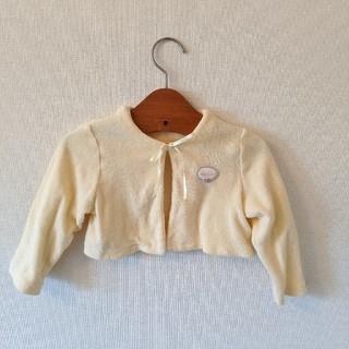ベビーディオール(baby Dior)のbaby  Dior カーディガン80(カーディガン/ボレロ)