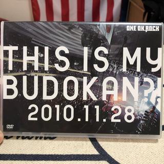 ワンオクロック(ONE OK ROCK)の【値下げ中】LIVE DVD ONEOKROCK(ミュージック)