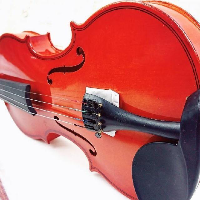 ブラウン ヴァイオリン 楽器 音楽 ゆうパック 楽器の弦楽器(ヴァイオリン)の商品写真