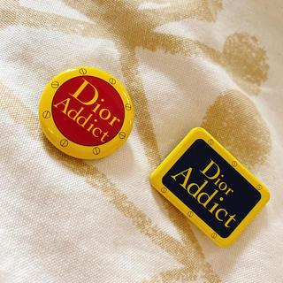 ディオール(Dior)のDiorの缶バッチ(その他)