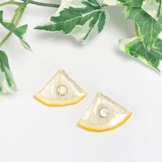 押しフルーツ レモンのマグネット(その他)