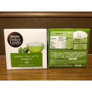Nestle - ドルチェグスト 宇治抹茶ラテ 2箱