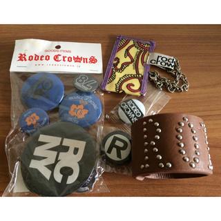 ロデオクラウンズ(RODEO CROWNS)の新品未使用 RODEO CROWNS 雑貨セット(その他)