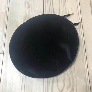 グローバルワーク(GLOBAL WORK)のベレー帽 L キッズ 子ども 黒 (ハンチング/ベレー帽)