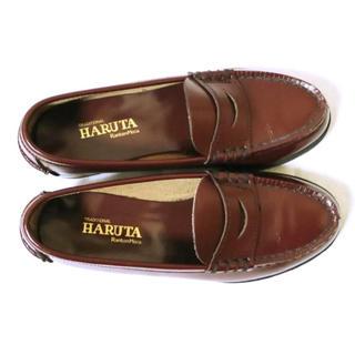 ハルタ(HARUTA)のハルタ HARUTA Ranban Moca 23.5cm ローファー 中古(ローファー/革靴)