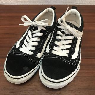 ヴァンズ(VANS)のVANS 子供靴22cm(スニーカー)