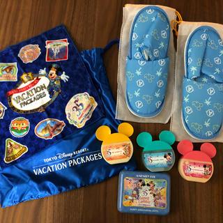 Disney - バケーションパッケージ 未使用品