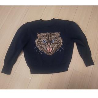 ファーファー(fur fur)のキャットセーター(ニット/セーター)