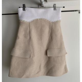 トーガ(TOGA)のTOGA ニットスカート(ミニスカート)