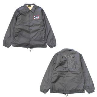 TENDERLOIN - ポークチョップ ガレージサプライ ボアコーチジャケット L