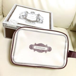サボン(SABON)のSABON GENTLEMANポーチ箱付(トラベルバッグ/スーツケース)