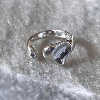 ティファニー(Tiffany & Co.)のTiffany & CO. フルハート リング 10号 シルバー925(リング(指輪))