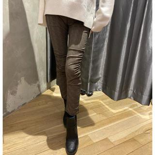 ダブルスタンダードクロージング(DOUBLE STANDARD CLOTHING)の新品✨  ダブルスタンダード  パンツ(カジュアルパンツ)