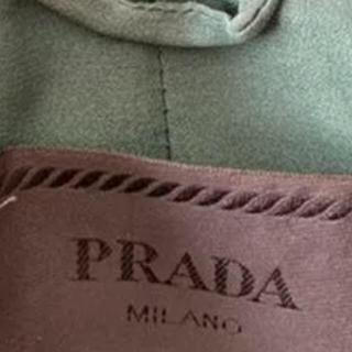 プラダ(PRADA)のPRADA   コート  🧥40(ロングコート)