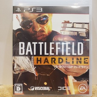 バトルフィールド ハードライン PS3(家庭用ゲームソフト)