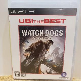 ウォッチドッグス(ユービーアイ・ザ・ベスト) PS3(家庭用ゲームソフト)