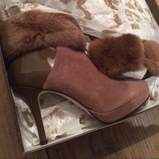 オデットエオディール(Odette e Odile)のブーツ 新品 オデットオデール ブーティ(ブーティ)